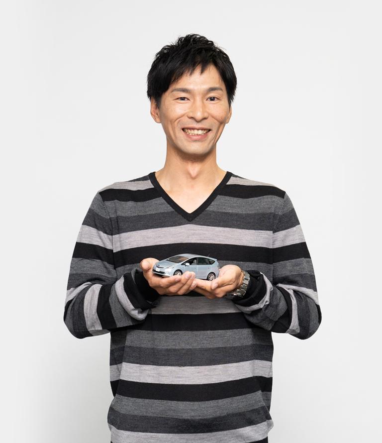 【自動車】外装設計 マネージャー2015年入社 / 落合章寛